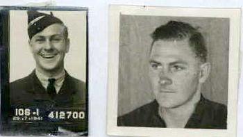 RITCHIE, Geoffrey Francis - Service Number 412700 | 1WAGS Ballarat