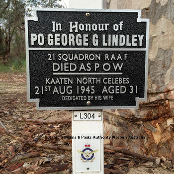 LINDLEY, George Grey - Service Number 427712 | 1WAGS Ballarat