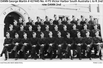 DANN, George Martin - Service Number 427445 | 1WAGS Ballarat