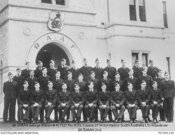 BATEMAN, George William - Service Number 417327 | 1WAGS Ballarat