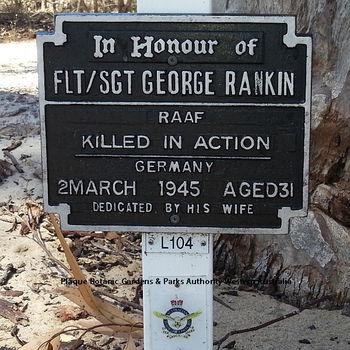 RANKIN, George Worland - Service Number 427742 | 1WAGS Ballarat