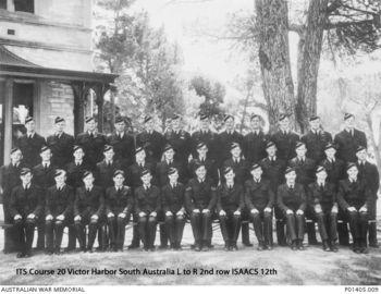 ISAACS, Gerald Henry - Service Number 409550 | 1WAGS Ballarat