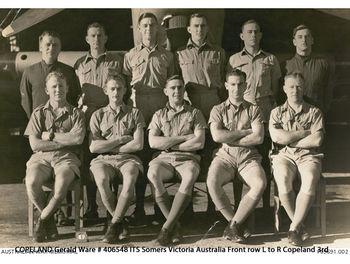 COPELAND, Gerald Ware - Service Number 406548 | 1WAGS Ballarat