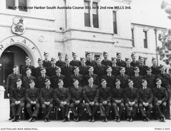 MILLS, Gordon Stanley - Service Number 417872 | 1WAGS Ballarat