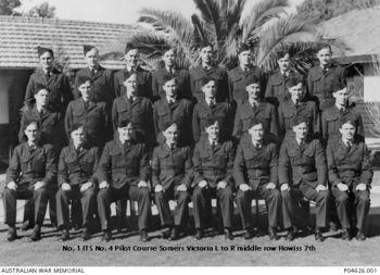 HOWISS, Gordon Stewart - Service Number 400202 | 1WAGS Ballarat