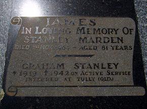JAMES, Graham Stanley [Jessie] - Service Number 416260 | 1WAGS Ballarat