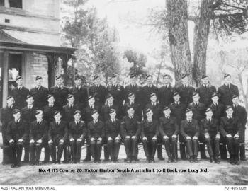 LUCY, Harry Kenoloch - Service Number 409560 | 1WAGS Ballarat