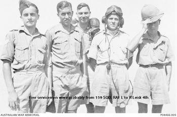 LEISK, Henry - Service Number 402036 | 1WAGS Ballarat