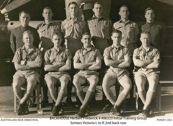 BACKHOUSE, Herbert Frederick - Service Number 406323 | 1WAGS Ballarat