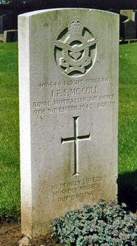 McCOLL, Ian Fowler Stuart - Service Number 406544 | 1WAGS Ballarat