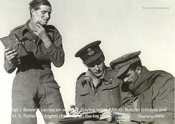 BENNETT, James Frederick Morgan - Service Number 404195 | 1WAGS Ballarat
