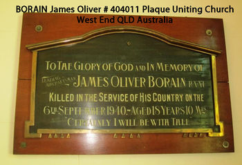 1WAGS - BORAIN James Oliver - Service Number 404011 (Plaque_edited-1)