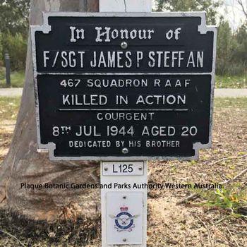 STEFFAN, James Pat - Service Number 429643 | 1WAGS Ballarat