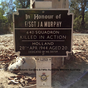 MURPHY, John [Jack] Anthony - Service Number 427394 | 1WAGS Ballarat