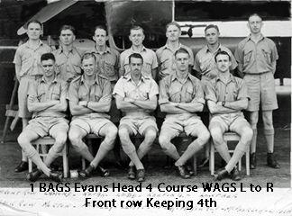 KEEPING, John Blane - Service Number 404295 | 1WAGS Ballarat