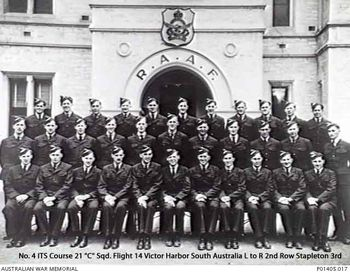 STAPLETON, John Edward - Service Number 416898 | 1WAGS Ballarat