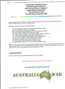 FORREST, John - Service Number 406754 | 1WAGS Ballarat