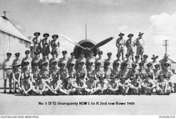 ROWE, John Lewis - Service Number 402207 | 1WAGS Ballarat