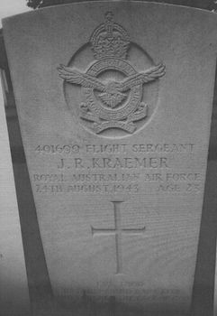 KRAEMER, John Robert - Service Number 401699 | 1WAGS Ballarat