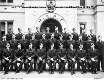 KILLEN, Keith Leonard James - Service Number 416861 | 1WAGS Ballarat