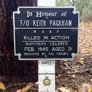 PACKHAM, Keith - Service Number 436776 | 1WAGS Ballarat