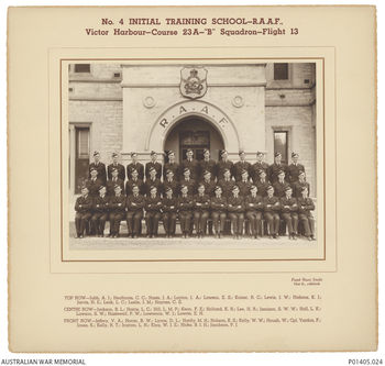 INGRAM, Lester Neil - Service Number 410236 | 1WAGS Ballarat