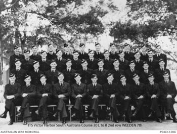 WEEDEN, Lionel Warwick - Service Number 417916 | 1WAGS Ballarat