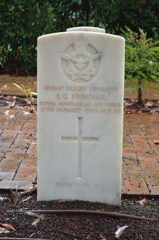 FREEMAN, Lloyd George - Service Number 408647 | 1WAGS Ballarat