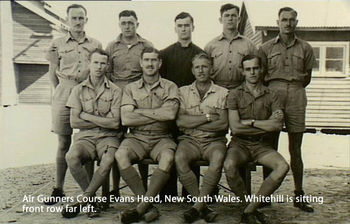 WHITEHILL, Maxwell Elliott - Service Number 407022 | 1WAGS Ballarat