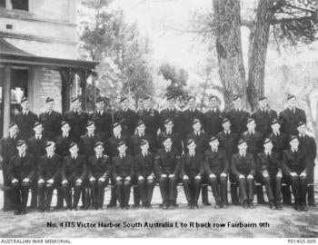 FAIRBAIRN, Murray - Service Number 409528 | 1WAGS Ballarat