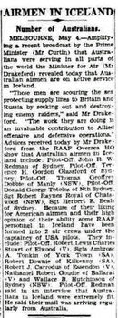 GOUDIE, Nathaniel Robert - Service Number 401212 | 1WAGS Ballarat