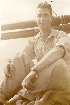 ROBINSON, Nicholas Auber Benjamin - Service Number 406795 | 1WAGS Ballarat