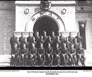 GOODRIDGE, Noel - Service Number 410839 | 1WAGS Ballarat