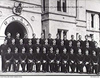 McCALLUM, Norman Francis Dougald - Service Number 418001 | 1WAGS Ballarat