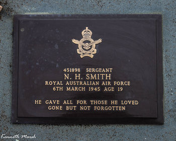 SMITH, Norman Henry - Service Number 431898 | 1WAGS Ballarat