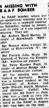 HEALY, Patrick John - Service Number 416672 | 1WAGS Ballarat
