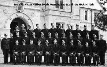MARSH, Peter Andrew - Service Number 417311 | 1WAGS Ballarat