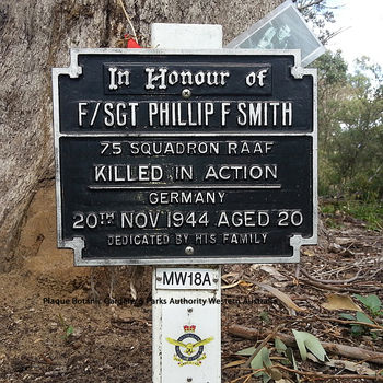 SMITH, Phillip Francis - Service Number 427206 | 1WAGS Ballarat