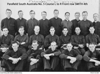 SMITH, Raymond Charles - Service Number 431219 | 1WAGS Ballarat