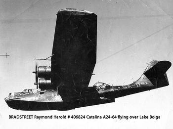BRADSTREET, Raymond Harold - Service Number 406824 | 1WAGS Ballarat