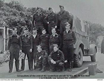 JACKSON, Roland Edward - Service Number 408581 | 1WAGS Ballarat
