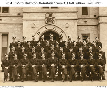 DRAFFIN, Ronald John - Service Number 427450 | 1WAGS Ballarat