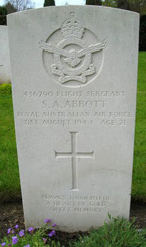 1WAGS - ABBOTT Stanley Arthur - Service Number 436790 (Grave_edited-1)