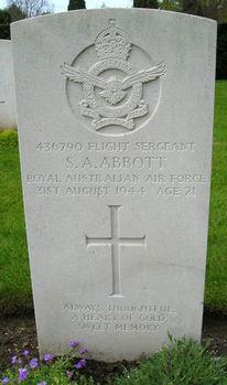ABBOTT, Stanley Arthur - Service Number 436790 | 1WAGS Ballarat