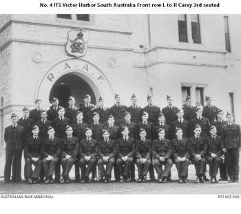 CAREY, Stanley Edward - Service Number 410947 | 1WAGS Ballarat