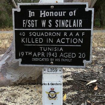 SINCLAIR, Walter Samuel - Service Number 415199 | 1WAGS Ballarat