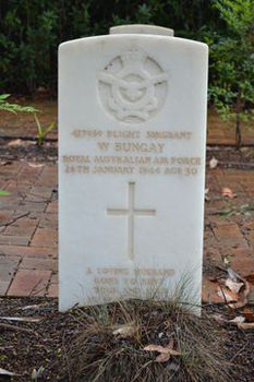 BUNGAY, William - Service Number 417989 | 1WAGS Ballarat