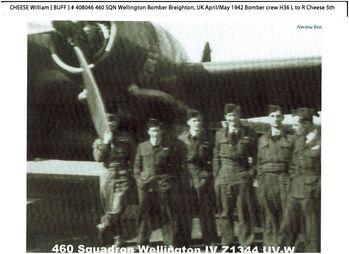 CHEESE, William Desmond - Service Number 408046 | 1WAGS Ballarat