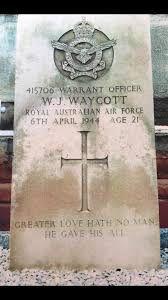 WAYCOTT, William John - Service Number 415706 | 1WAGS Ballarat