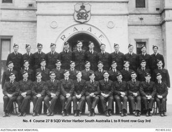 GUY, William Trevor - Service Number 417364 | 1WAGS Ballarat